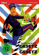 Gesetz ist Gesetz * DVD Komödie mit Fernandel (bek. als Don Camillo) Pidax