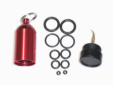Scuba Diving Repair Spare Replacement O-Ring Kit Tank D637 Red
