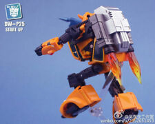 Transformers Dr.Wu DW-P25 Start Up Upgrade kit for MP21 BumbleBee In Stock