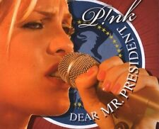 P!nk Dear Mr. President (2007; 2 versions) [Maxi-CD]