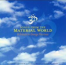 CD 12T SONGS FROM THE MATERIAL WORLD, TRIBUTE TO GEORGE HARRISON BENNETT/DAVIES