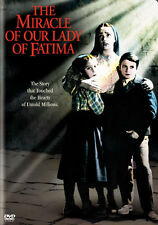 Miracle Of Our Lady Fatima [dvd/p&s-1.33/eng-sr-sp Sub] (warner Home Video)