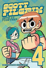 Scott Pilgrim Gets it Together Volume 4 Cover B Paperback   9781932664492