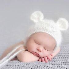 Cute Newborn Baby Girls Boys Crochet Knit Costume Photo Photography Prop Outfits