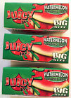 JUICY JAYS 'WATERMELON' FLAVOURED ROLLS TRIPLE DIPPED RIPS RIZLA ROLLING PAPERS