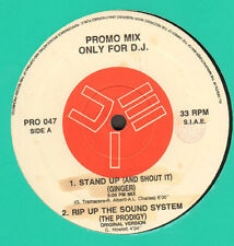 VARIOUS (GINGER / THE PRODIGY / JUPITER PROJECT / KINETIX) - Promo Mix 47