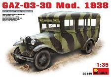 MINIART 35149 1:35 GAZ-03-30 Mod. 1939