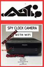 WiFi IP Hidden Spy Camera Alarm Clock Radio Motion Detection DVR FREE SHIPPING!
