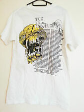 Official Iron Maiden The Final Frontier 2011 Tour El Dorado T-Shirt Mens Small