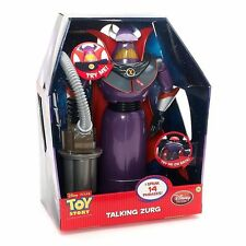 "BNIB Disney Toy Story 15"" TALKING ZURG 14 phrases Action Figure"