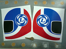 "British Leyland casque Large 9 ""paire voiture stickers COOPER S SD1 Triumph TR7 MG"