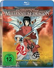 Onigamiden - Legend of the Millennium Dragon [Blu-ray](NEU&OVP)