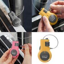 Monocozzi Bon Voyage Travel Luggage Baggage Portable Retractable Security Lock