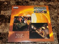 Penthouse Players Clique Vinyl Record DJ Quik Eazy-E 2nd II None Chilly Chill