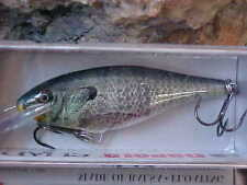 "Rapala 2 3/4"" Balsa Shad Rap SR07 BGL Color LIVE BLUEGILL for Bass/Pike/Walleye"
