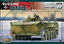 Brand New 1/35 Russian BMD-1 Airborne Fighting Vehicle PE Model Kit PANDA HOBBY