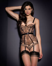 Agent Provocateur SYLVEA Corset +Brief  GIFT BOXED FULL SET - BNWT