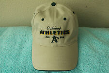NWOT MLB Genuine Merchandise Oakland A's Velcro Adjustable Golf Style Hat