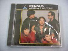STADIO - ACQUA E SAPONE - CD SIGILLATO 1994