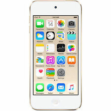 NEW Apple iPod touch 16GB MP3 Player 6th Generation Latest Gold MKH02LL/A