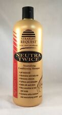 Straight Request Neutra Twice Neutralizing Shampoo 32oz