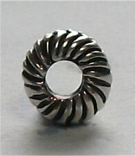 Authentic Sterling Silver  TROLLBEADS ANGLES TIP. New & Retired