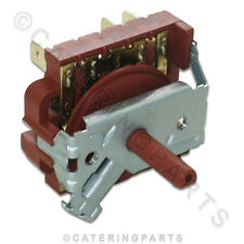 06437 DUALIT POWER / SELECTOR SWITCH ROTARY CONVEYOR COMMERCIAL TOASTER DCT2T