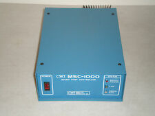 New! CWT Computer Weld Technology MSC-1000 Micro Step Controller S3A5061 S3A5022