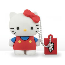 Hello Kitty Classic 3D Design USB Flash Drive 4GB