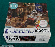 Walter Wick Can You See What I See? By I Spy Book 1000 Piece Puzzle