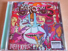 Maroon 5 - Overexposed (2012)  CD  NEW/SEALED  SPEEDYPOST