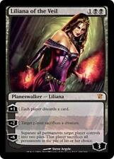LILIANA OF THE VEIL Innistrad MTG Black Planeswalker MYTHIC RARE