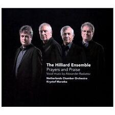 Raskatov: Prayers & Praise, New Music