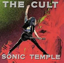 The Cult-Sonic Temple CD NEW