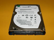 160 GB Seagate Momentus ST9160412AS / SN: 5VG / 9HV14C-055 / WU / 100536286 RevE