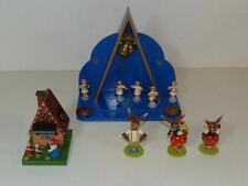 Erzgebirge Spielzeug Holzspielzeug Osterhase Engel Weihnachtsfigur Knusperhaus
