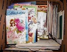 LARGE LOT OF ( 350+ total) 1980'S to Early 2000 GREETING CARDS ALL OCCASIONS