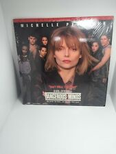 Dangerous Minds Widescreen Rare LaserDisc Drama Michelle Pfeiffer