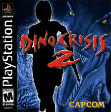 Dino Crisis 2 PS1 Great Condition Fast Shipping