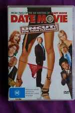 Date Movie [Uncut] (DVD, 2006, Region 4) Alyson Hannigan, Sophie Monk, Tom Lenk