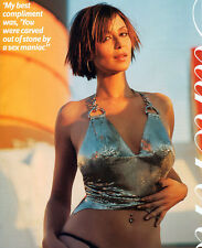 CATHERINE BELL 8x10 PHOTO PICTURE PIC HOT SEXY TIGHT TOP AND PANTIES 31