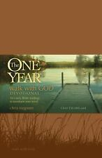 The One Year Walk with God Devotional 365 Daily Bible Readings Christian Prayer