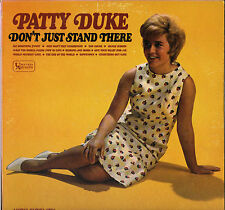 "PATTY DUKE ""DON'T JUST STAND THERE"" POP ROCK 60'S LP UNITED ARTISTS 3452"