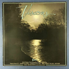 Visions - 18 Beautiful Themes Including Star Wars - Arthur's Theme, E.T, ONE1199