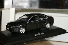 1:43 Audi A4 black B6 MINICHAMPS schwarz 2.3.4.6.8.9.0.5.7.tdi fsi t quattro