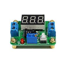 20W DC/DC 4.5-24V to 0.9V-20V Red Step Down Converter Regulator LED volt meter