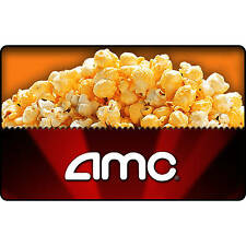 Buy a $25 AMC Theatres Gift Card & get a bonus $5 code ($30 value)Email delivery