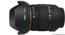 Sigma 17-50mm F/2.8 EX DC OS HSM Japan Make Lens  For Canon DSLR Cameras