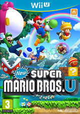 New Super Mario Bros U WIIU - totalmente in italiano