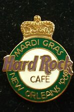 HRC Hard Rock Cafe New Orleans Mardi Grass 1996 Logo XL Fotos